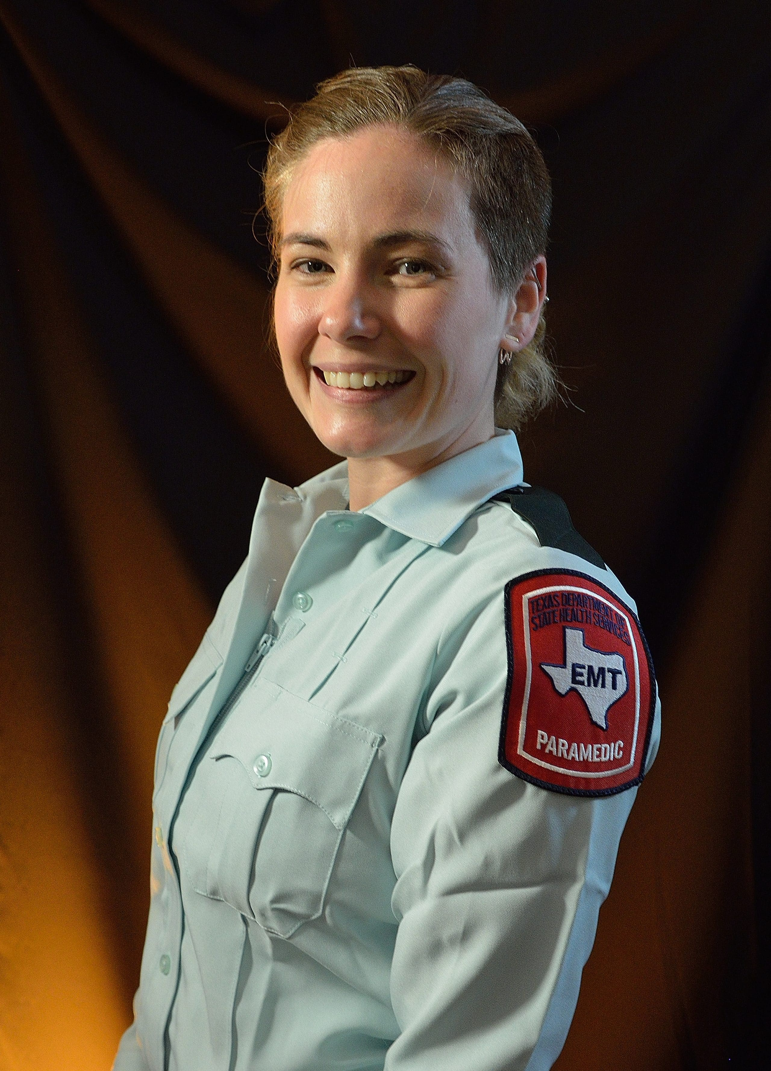 2019 Texas Paramedic of the Year