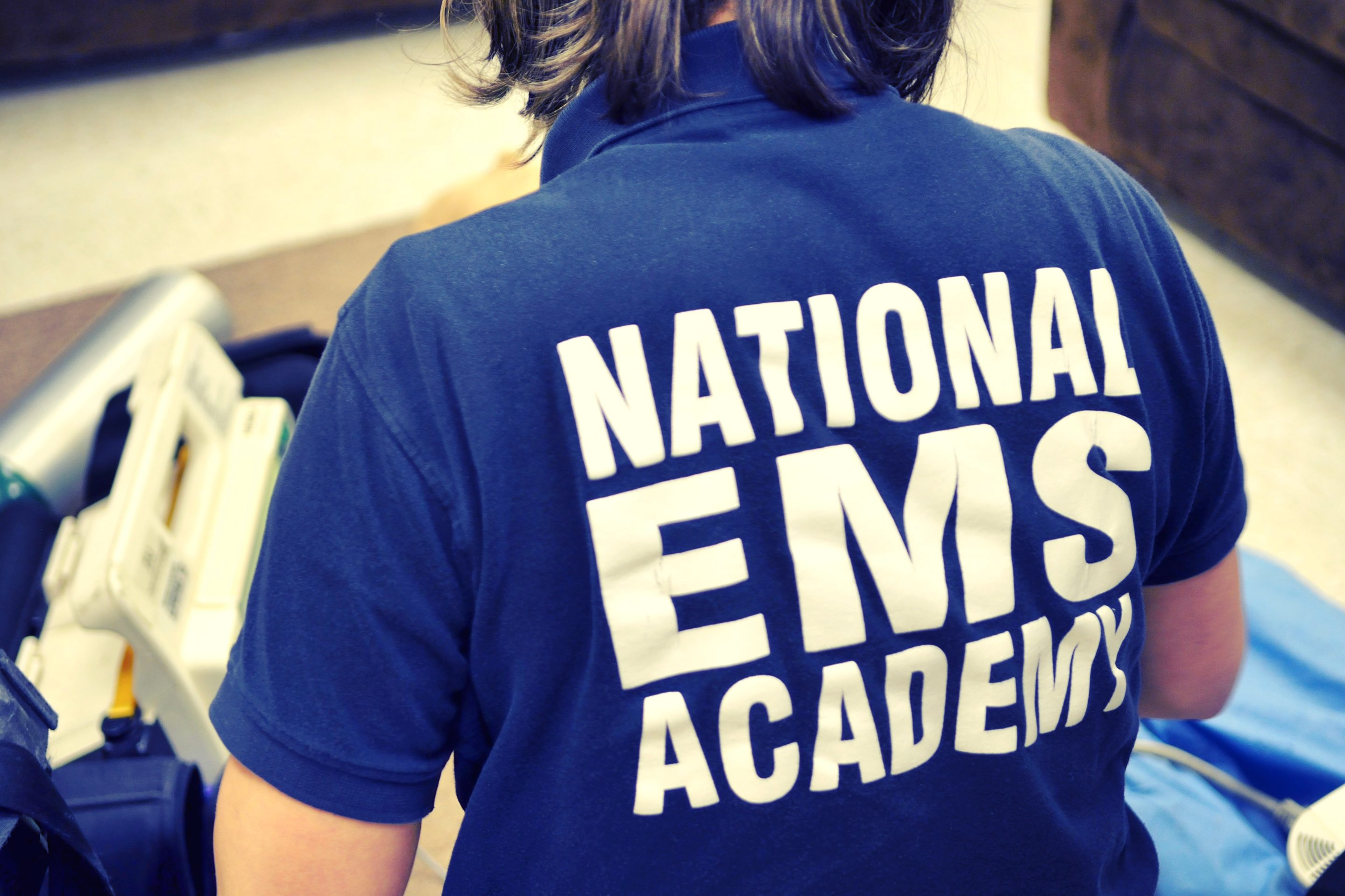 National EMS Academy Earns Continuing Education Reaccreditation